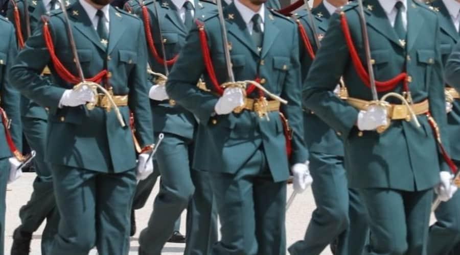 Curso de Ingreso Guardia Civil. Imagen
