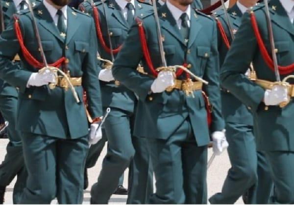 Curso presencial de Ingreso Guardia Civil