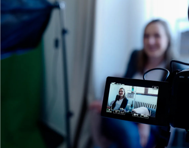Curso módulo entrevista. Imagen